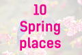 10 spring places